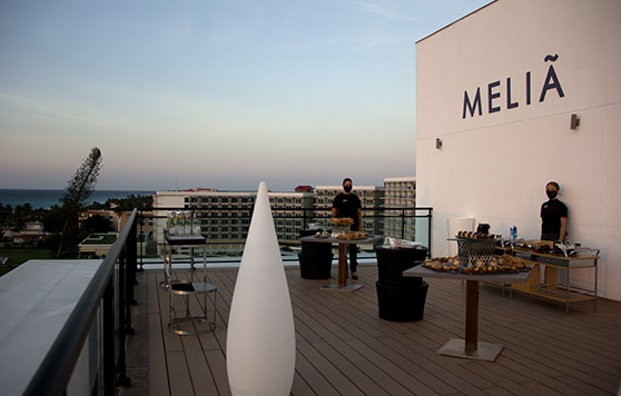 Stay Safe With Meliá - Meetings and events in safe and controlled environments