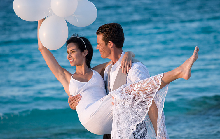 Free Weddings = Meliá Península Varadero