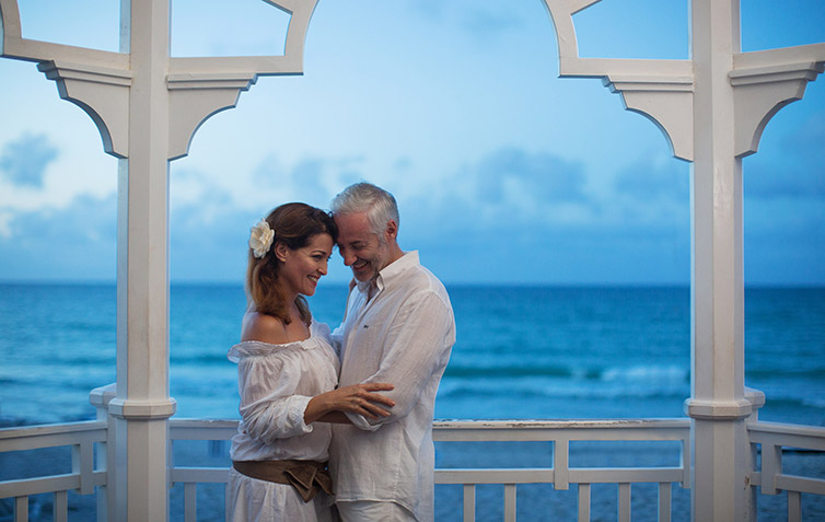 Renewal of vows = Paradisus Varadero Resort & Spa