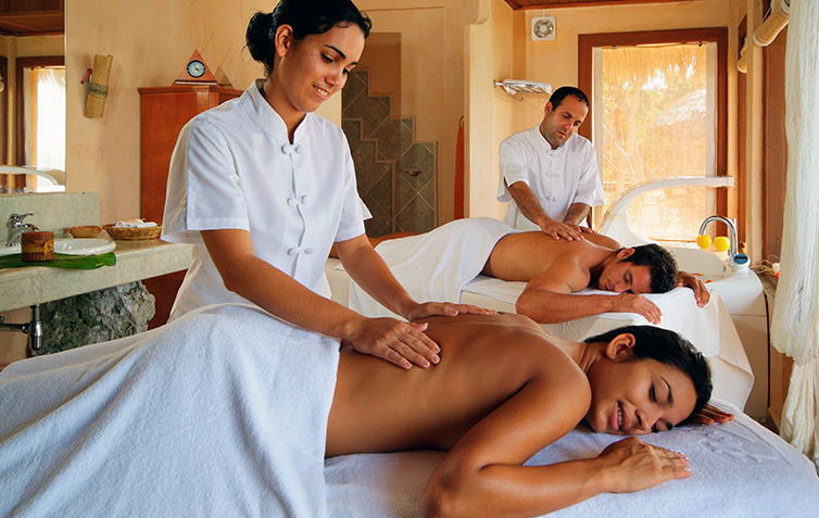 Spa hotels in Cuba - Spa Services: Packages