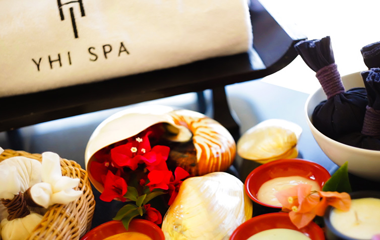 Spa hotels in Cuba - Spa Services: The Magic of the Silk Route