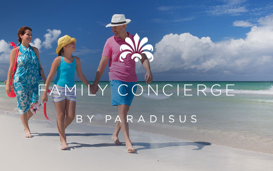 Family Concierge by Paradisus - Luxury family holidays in Cuba