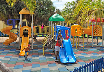 Family hotels in Cuba - Services and Facilities - Family holidays in Cuba