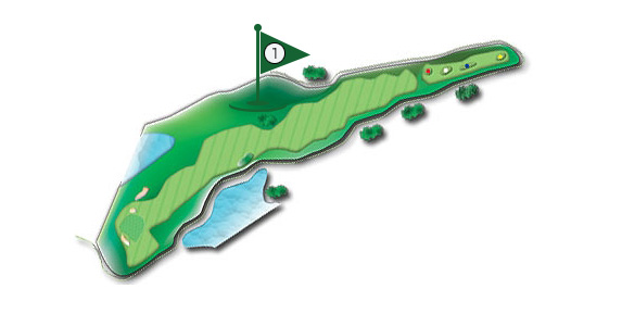 Details of the hole 1