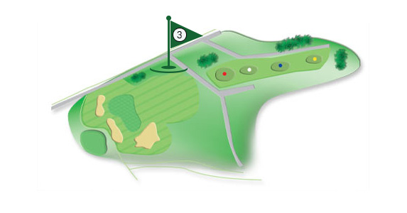Details of the hole 3
